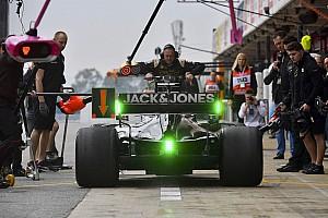 Képgaléria: rengeteg kép a barcelonai F1-es teszt harmadik napjáról
