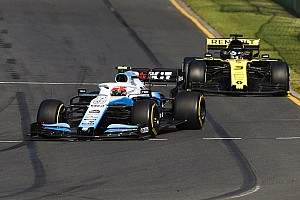 Glock, Kubica'ya destek verdi