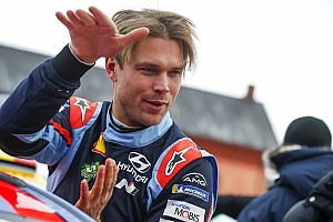 Hyundai drops Mikkelsen from Corsica WRC line-up