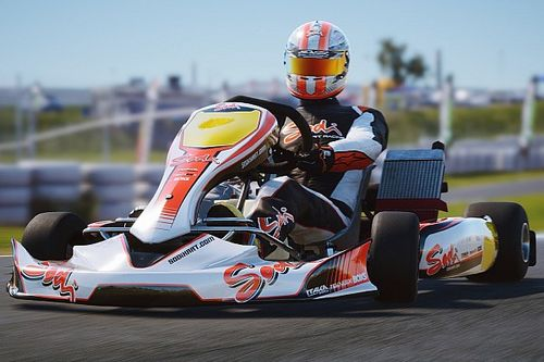 Motorsport Games Rambah Esport Karting