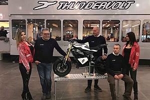 Reggiani presenta la Thundervolt NK-E: