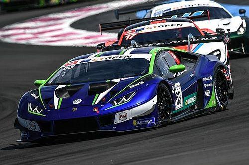 Doppelsieg für Emil Frey Racing bei der Rückkehr ins GT Open!