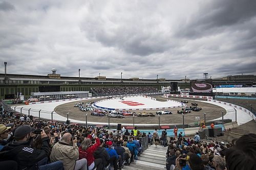 Fórmula E revela três traçados para maratona de provas em Berlim