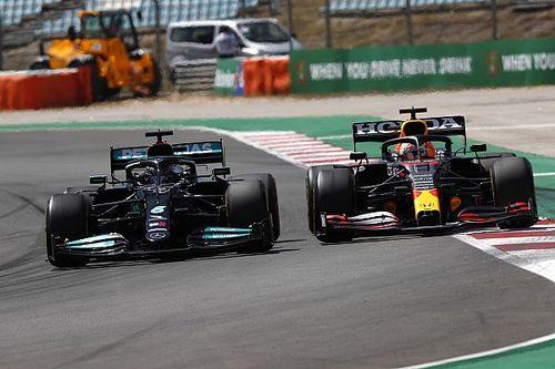 Webber: F1 moet Verstappen en Hamilton het lekker uit laten vechten