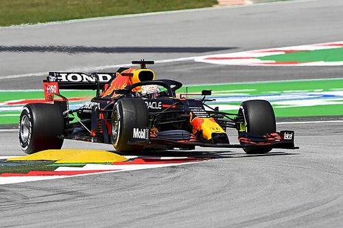 """Verstappen: """"Somos competitivos, no hubo ningún problema"""""""