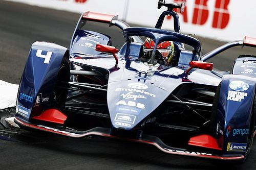 Frijns Tak Masalah Juara Formula E Tanpa Kemenangan