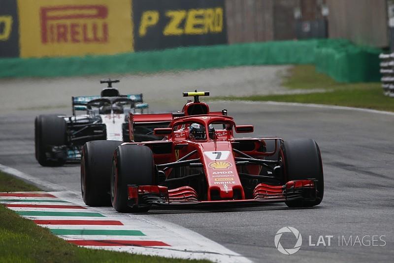 Raikkonen: Ferrari pace means Monza defeat