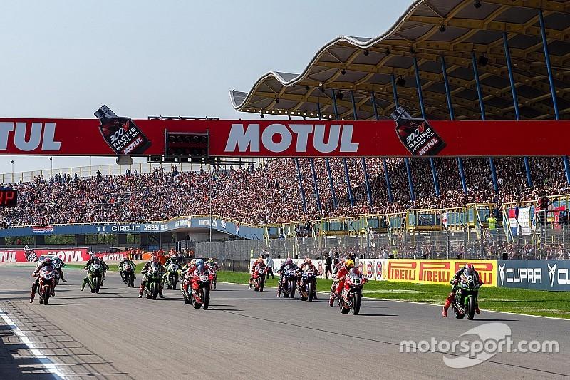 Le Championnat MOTUL FIM World Superbike s'associe à Motorsport Network et lance un sondage mondial pour les fans
