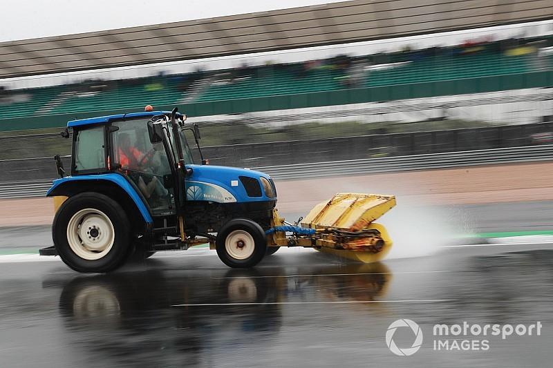 Nach MotoGP-Absage: Silverstone soll erneut neu asphaltiert werden