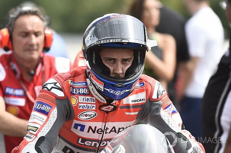 MOTO GP GRAND PRIX D'AUTRICHE 2018 Andrea-dovizioso-ducati-team-1