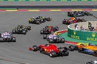 Ferrari explique son soutien aux courses sprint en F1