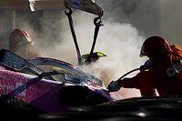 Racing Point: motore Mercedes ko dopo il crash di Stroll