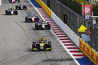 Zhou remporte une course abrégée par un énorme crash