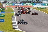 Formel 1 Großbritannien 2020: Die animierte Rundentabelle