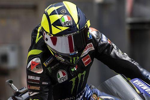 Rossi explica su visión del accidente entre Zarco y Morbidelli