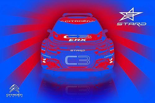 Elektryczny Citroën C3 ERX