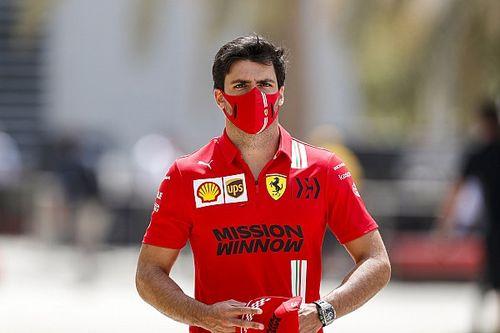 """ساينز: سباقي الأوّل في إيطاليا كسائق لفيراري سيكون """"عاطفيًا"""""""