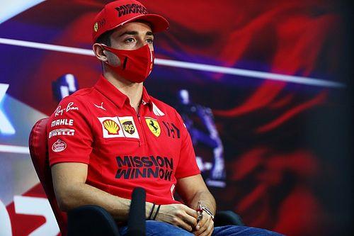 Verstappen ve Leclerc'in Avusturya'daki mücadelesi Leclerc'i daha agresif bir hale getirmiş