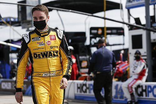 Christopher Bell: Virtual Bristol dirt track 'not realistic'