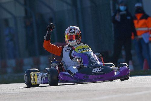 Kart: Rafa Câmara conquista título do WSK Super Masters Series