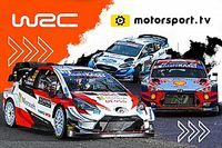 World Rally Championship launches own channel on Motorsport.tv