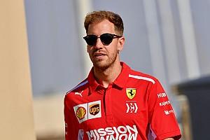 Irvine: Vettel tamamen abartılmış bir isim