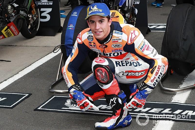 Amankan pole, Marquez justru waspadai Iannone