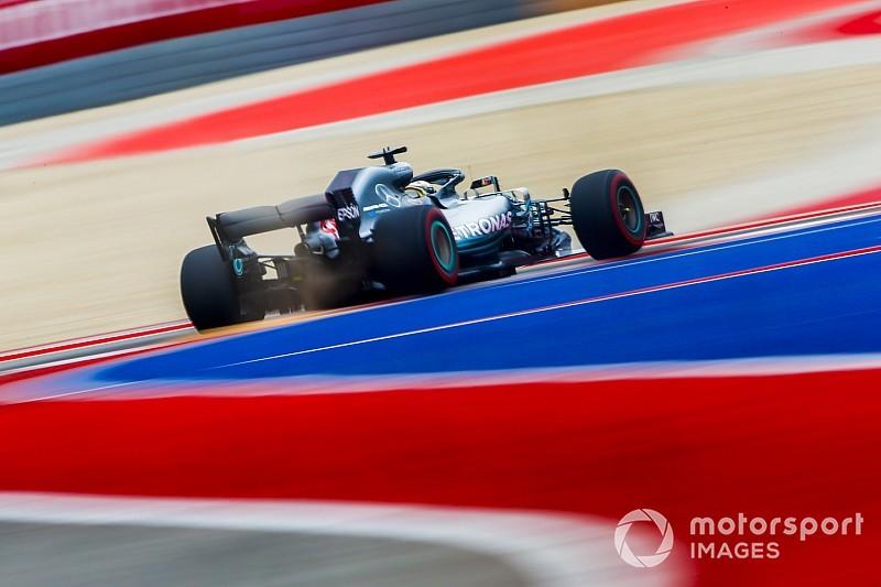Fotogallery F1: le Qualifiche tiratissime del GP degli USA 2018 ad Austin