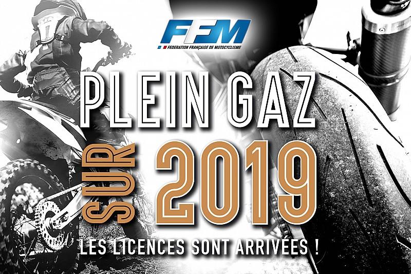 Licence moto FFM 2019 : pourquoi et comment l'obtenir