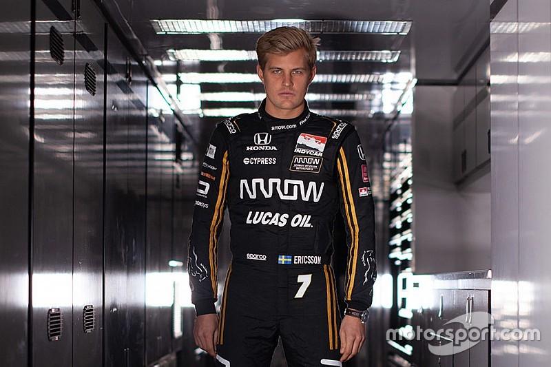 Ericsson: Winning IndyCar race in 2019 is