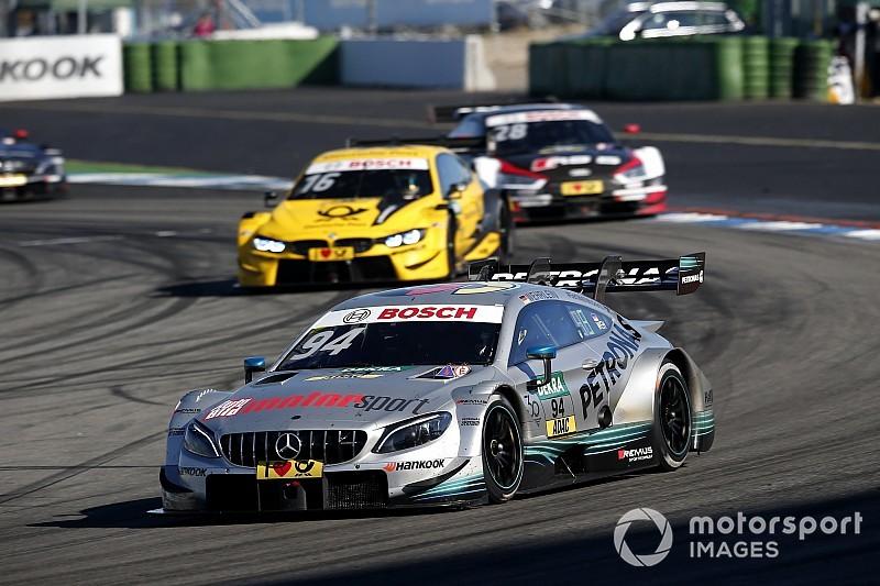 Mercedes to make final DTM run in Jerez test