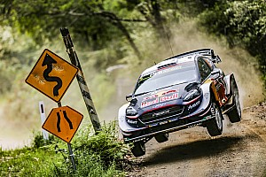 Ogier seals WRC title as Tanak crashes out