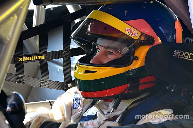 Jacques Villeneuve gaat racen in Italiaans GT Endurance Championship
