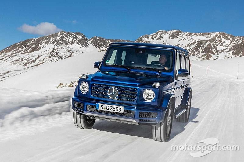 Mercedes-Benz представила дизельний G-Class