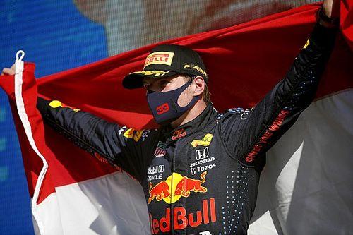 荷兰大奖赛:维斯塔潘挫败汉密尔顿策略,首次主场夺冠