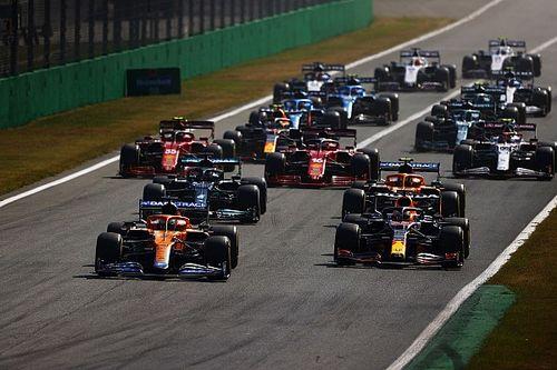 """La F1 """"ne songe même pas"""" à organiser des courses sprint à chaque GP"""