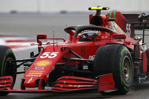 """Sainz: a """"fura"""" szocsi pálya lelassíthatja a Mercedest és a Red Bullt"""