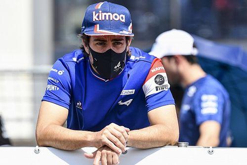 """Fernando Alonso élu """"Pilote du Jour"""" du GP de Hongrie 2021"""