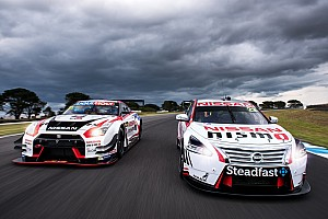 Supercars Breaking news Nissan 'never entertained' bringing GT-R to Supercars