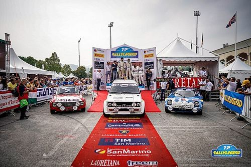 RallyLegend 2020 anticipato all'1-4 ottobre