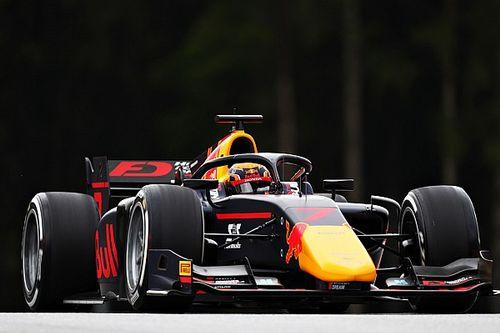 F2シュピールベルク予選:周がPP獲得。角田12番手、松下、佐藤は後方に沈む