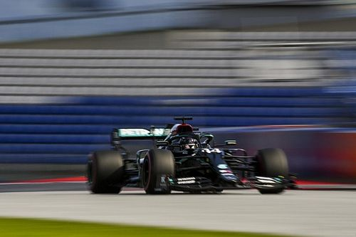 Hamilton 'passeia' na Áustria e vence GP da Estíria; Ferraris batem e abandonam