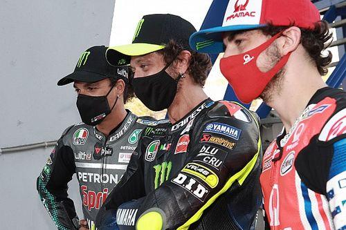 MotoGP: i piloti di quattro decadi in griglia nel 2021