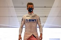 Hulkenberg to race after Perez tests COVID positive again