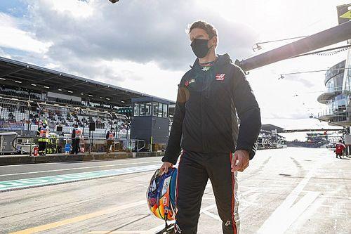 Grosjean plans to wear helmet designed by his children