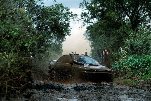 Dernier pointage avant le Safari Rally Kenya 2021