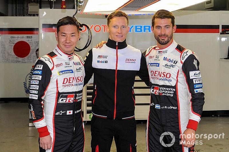 WEC на Фудзі: Поул для Алонсо та Буемі завдяки дискваліфікації Toyota Кобаясі та Лопеса