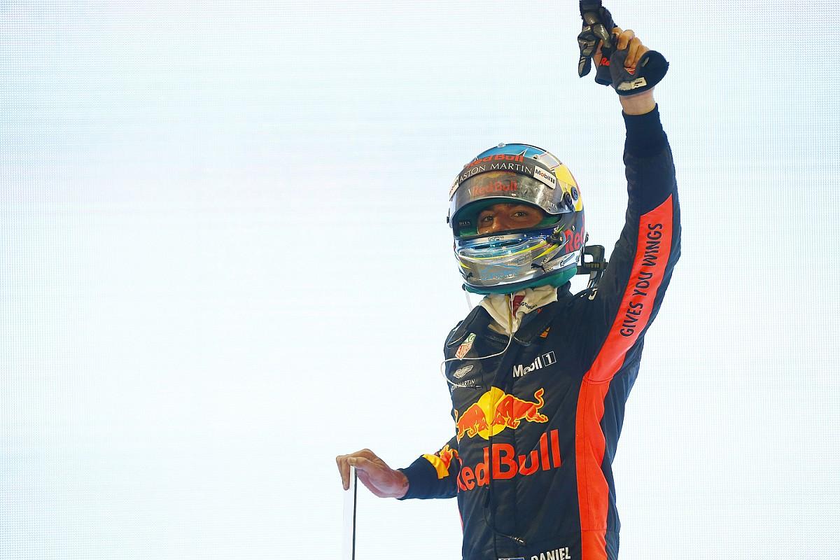 Ricciardo: érthető, amit a Ferrari tett, a Mercedes kicsit konzervatív volt