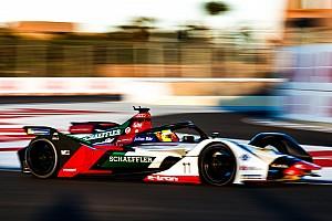Eindrücke der DTM-Fahrer nach Formel-E-Test: