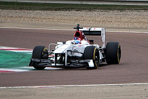 Fotostrecke: Der Test von Tatiana Calderón mit Sauber F1 in Fiorano